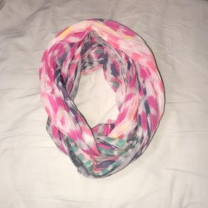 Multicolored American Eagle Scarf